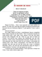 Billy Graham - Como Nascer de Novo