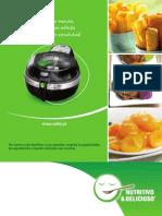 Livro Actifry Gourmand