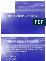 The Branding Process Chapter 2
