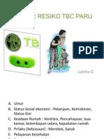 Faktor Resiko Tbc Paru