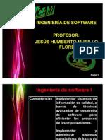 unidad 1 Metodologías para el desarrollo de Software
