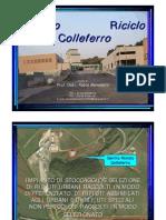 Centro Riciclo Colleferro - Presentazione