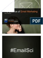 Science of Email Marketing