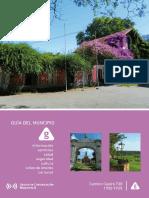 Guía de Servicios del Municipio G - Enero 2012