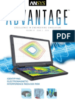 ANSYS Advantage V4 I1 2010