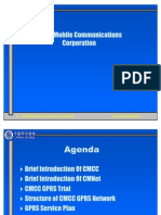 GPRS Operation of CMCC1