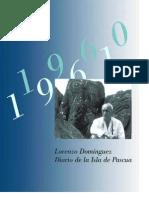 Diario de La Isla de Pascua 1960-1961. (1961)