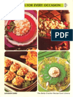 04 Salads for Every Occasions - Betty Crocker Recipe Card Library