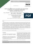 Turo J. Nurmikko et al- Sativex successfully treats neuropathic pain characterised by allodynia