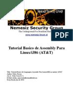 Tutorial Basico de Assembly