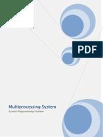Multi Processing System Cimenar