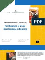 Visual Merchandising Brochure
