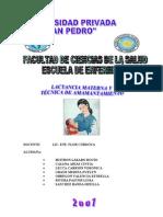 CHARLA  LACTANCIA MATERNA[1]