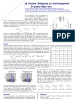 Anne Bülow et al- Synthesis of Cocaine Analogues by Multicomponent Grignard Reactions