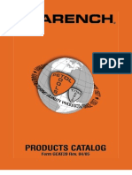 Gearench Product Catalog