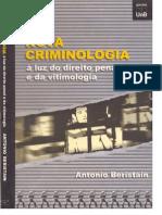 Antonio Beristain - A Nova Criminologia à Luz do Direito Penal e da Vitimologia (2000)
