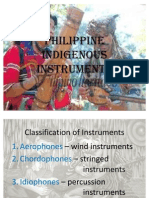 Indigenous Instruments