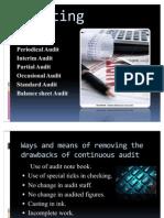 Auditing 1