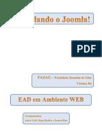Instalação do Joomla - Atividade MDI