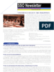 IFSSO Newsletter Oct-Dec 2011