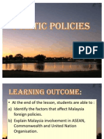 Chap 13 Politic Policies