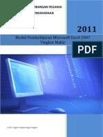 Microsoft Excel 2007 Expert