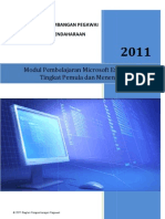 Microsoft Excel 2007 Pemula Dan Menengah