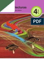 Libro de Lecturas 4° 2011-2012