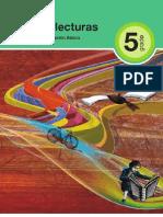 Libro de Lecturas 5° 2011-2012