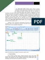 Modul-praktikum Microsoft Excel 2007