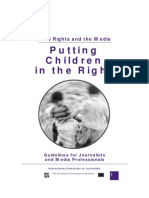 Child Rights and Media Coverage - International Federation of Journaists