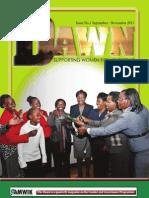 The Dawn Issue No. 1 2011