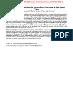 H.264 Parameter Optimization