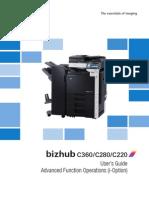 Bizhub c360-c280-c220 Ug Advanced Function Operations en 3-1-0