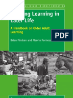 Lifelong Learning in Later Life