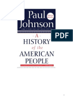 JOHNSON, Paul - A History of the American People (Parts 1 Thru 4)