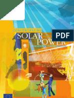 2007 Concert Rating Solar Power En