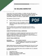 02 the Duties of the Welding Inspector