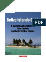 BelizeIslandsGuidebyLanSluder