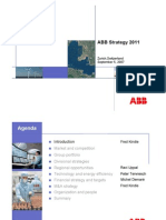 ABB+Strategy+2011 Media+Presentation