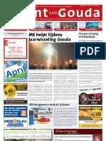 De Krant Van Gouda, 5 Januari 2012