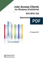 Cp r75 Hfa1 Eps VPN Admin Guide