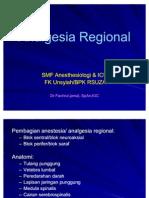 8 a. Anestesi Regional