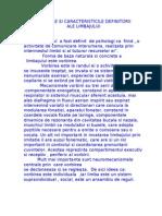 Functiile Si Caracteristicile Definitorii Ale Limbajului