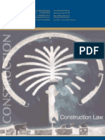 Construction Law UAE