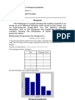 Histogram Assignment