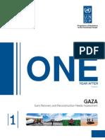 Gaza One Year