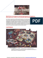 62 Mall of Horror Reglas