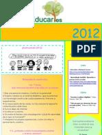 EDUCARes. Newsletter nº 18