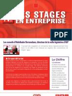 Les stages en entreprises